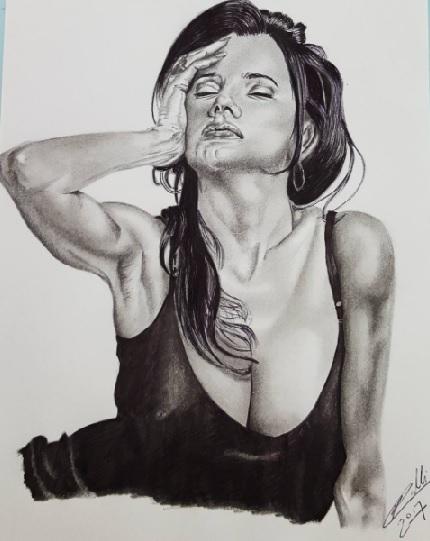 Penelope Cruz by RobertoMalta89